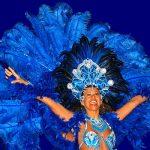 tänzerin der copacabana sambashow aus berlin